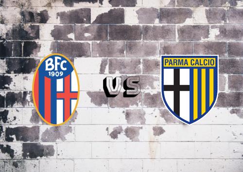 Bologna vs Parma  Resumen