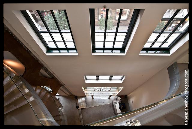 Edificio Telefonica Madrid