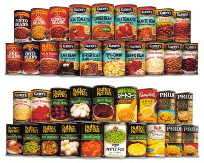 Food Items Perishable Goods
