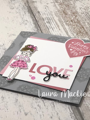 Stampin up Hey Girlfriend