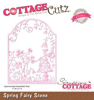 http://www.scrappingcottage.com/cottagecutzspringfairysceneelites.aspx