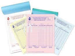 Biểu mẫu về thuế TNDN theo Thông tư mới
