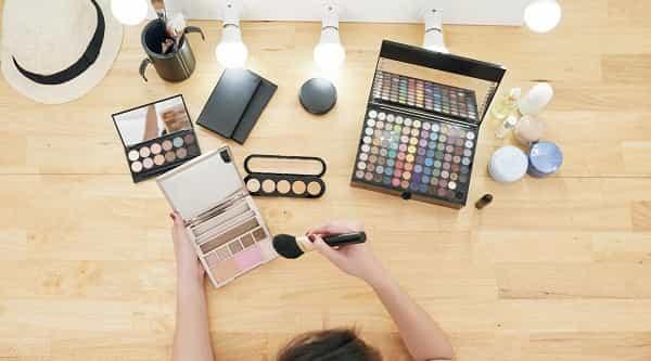 Principais produtos para fazer sua maquiagem