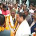 भाजपा जिलाध्यक्ष का कोटरा में हुआ ऐतिहासिक स्वागत