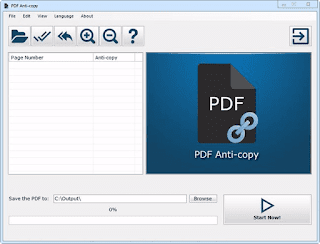 PDF Anti-Copy Patch