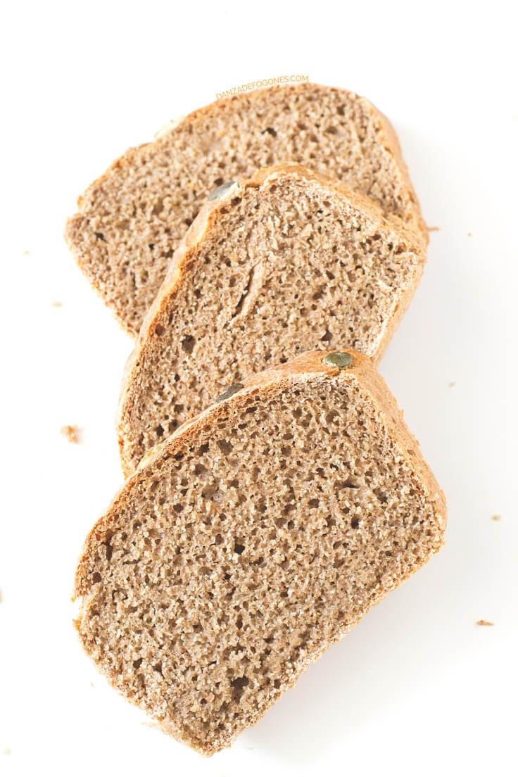 Rye and Spelt Bread