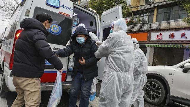 Warga China Suspect Corona di Bandung Pekerja Proyek Kereta Cepat