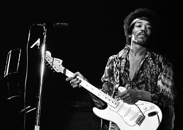 Un Clásico: Jimi Hendrix - Foxy Lady