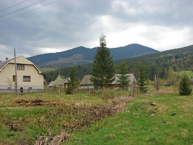 Гора Гургулат (1442 м)