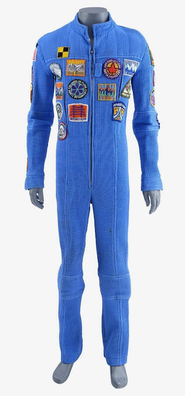 Bruce Dern Silent Running Freeman Lowell costume