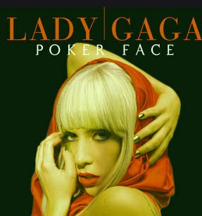LADY GAGA- POKER FACE LYRICS | ENGLISH SONGS