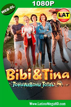 Bibi & Tina: Tohuwabohu total (2017) Latino HD WEB-DL 1080P ()