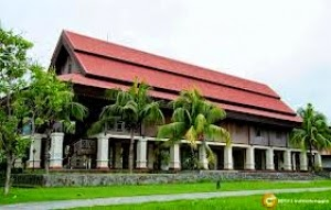 pilar rumah gorontalo atau wolihi