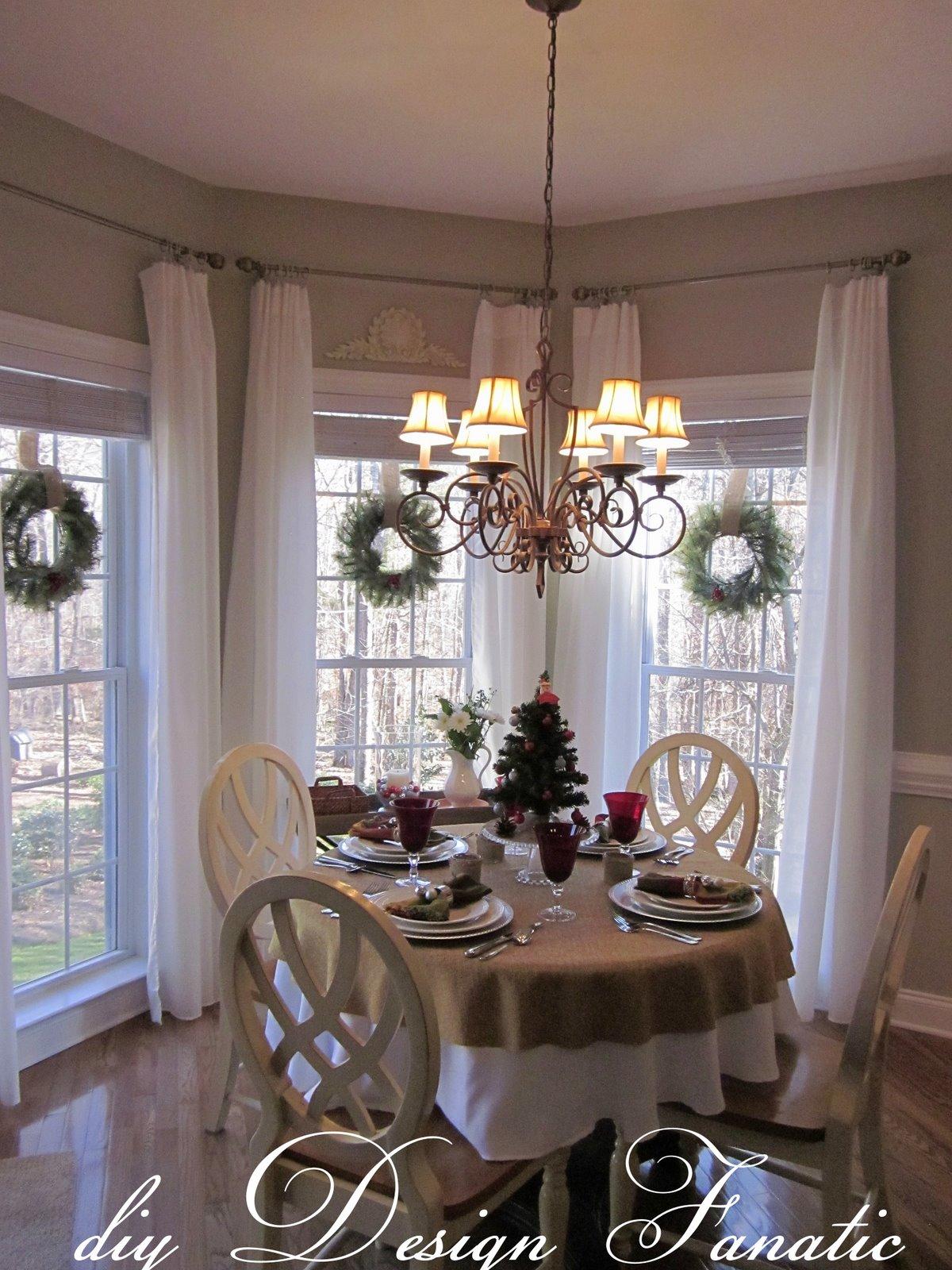 Hausratversicherungkosten    Curtains For Bay Windows In Dining ...