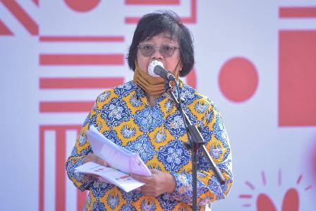 Menteri LHK Mantapkan Upaya Pencegahan Permanen Karhutla di Riau
