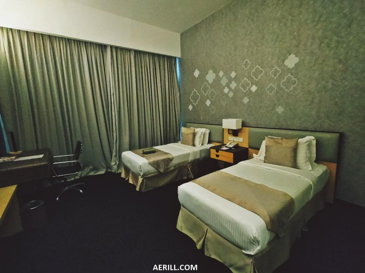 Review Pengalaman Menginap di Paya Bunga Hotel, Kuala Terengganu