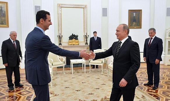 Konstitusi Suriah Baru Rancangan Kremlin Hapus Identitas Arab dan Islam
