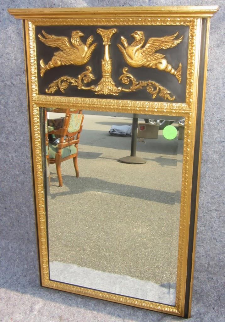 Studio Yuko Jones Trumeau Mirror Makeover