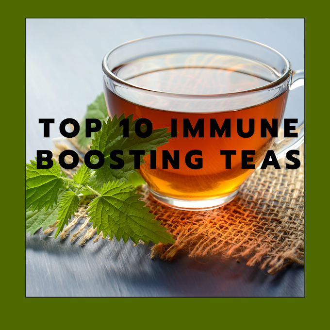Top 10 African Immune Boosting Teas