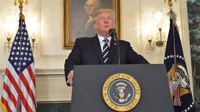 US President Donald Trump slams Las Vegas shooting as 'act of pure evil'