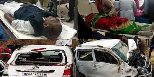 हादसा: भोपाल के एक ही परिवार के 3 लोगों की मौत, 3 गंभीर रूप से जख्मी | BHOPAL NEWS