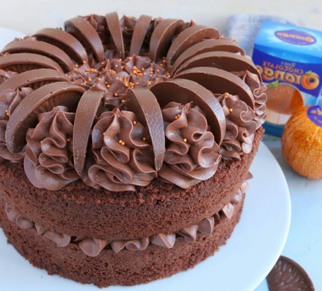kue jeruk coklat