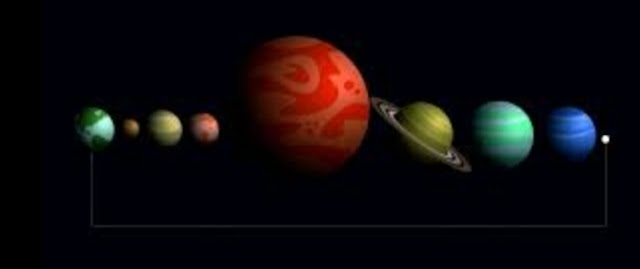 10 Amazing Facts about space