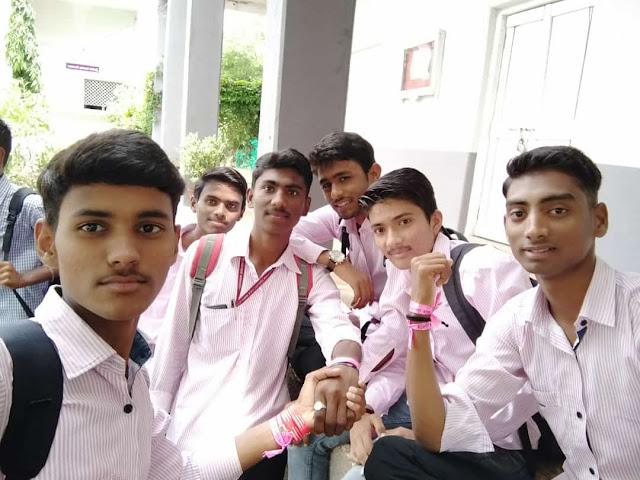 Friendship Day Special { CS Boys} ssvps collage shindhkheda