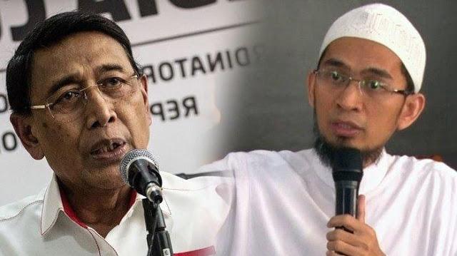 Soal Penusukan Wiranto, Ini Kata Ustadz Adi Hidayat
