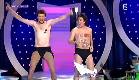 Kev Adams Olivier De Benoist On ne demande qu'à en rire France 2