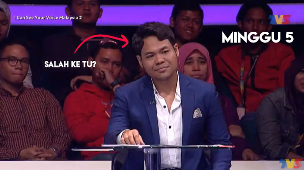 Tonton I Can See Your Voice Malaysia 2019 Episod 5 FULL