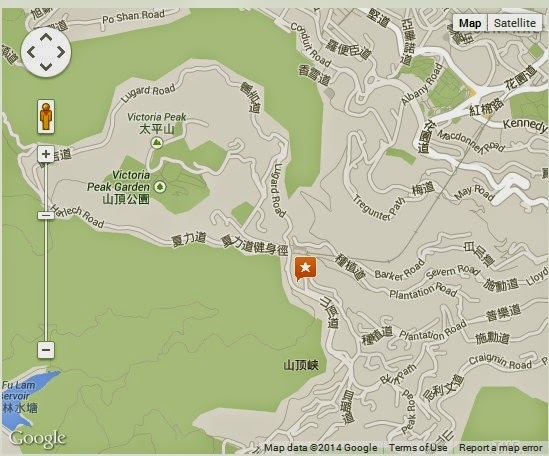 The Peak/Victoria Peak Hong Kong Location Map,Location Map of The Peak/Victoria Peak Hong Kong,The Peak Victoria Peak Hong Kong accommodation destinations attractions hotels resorts map reviews photos pictures,THE PEAK HONG KONG,victoria peak treasure,victoria peak hong kong cable car temple gold how to get there