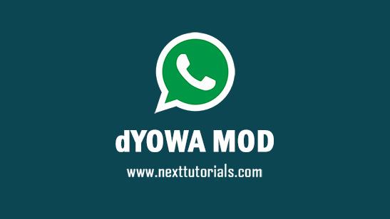 WhatsApp dYOWA Mod v62 Apk Latest Version 2021 Anti Banned,Install Aplikasi dYOWhatsapp iOS unclone Terbaru 2021,tema dyowa keren,download wa mod anti blokir,