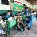Personel TNI di Pasbar Lakukan Vaksin Covid-19 tahap II.