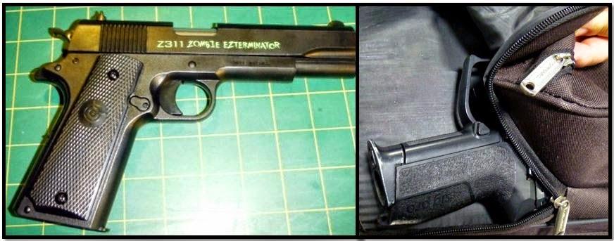 discovered airsoft guns