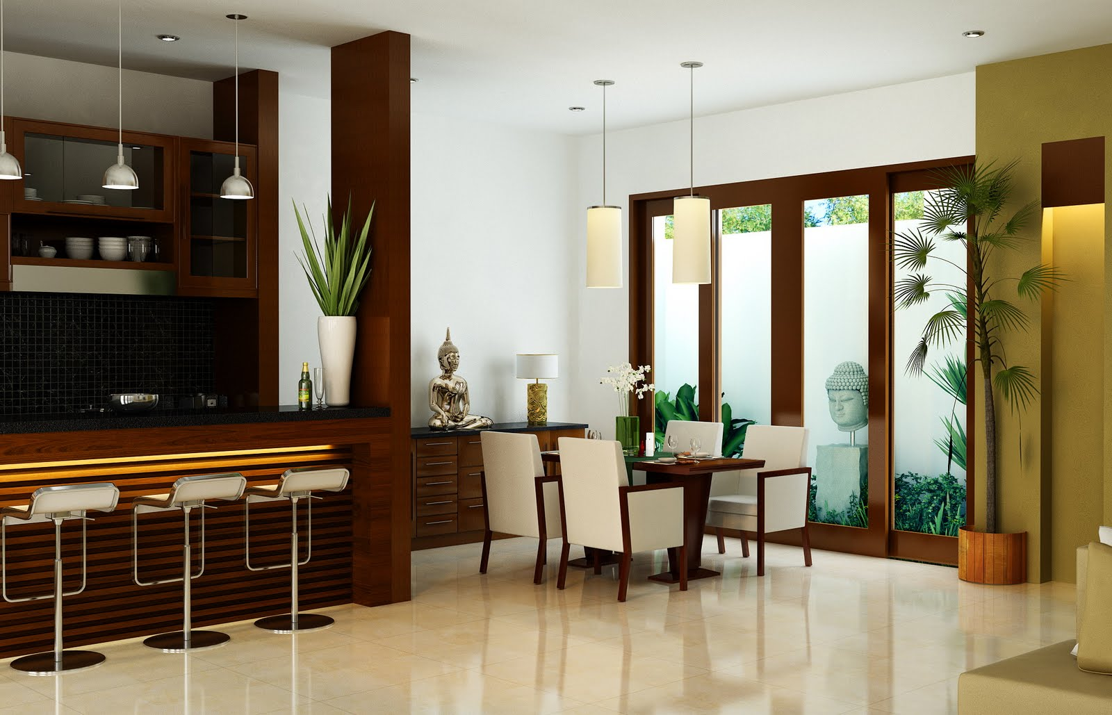 Home Design Interior Singapore Rancangan Rumah 2 Lantai Interior