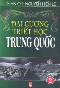 Đại Cương Triết Học Trung Quốc - Tập 2 - Nguyễn Hiến Lê