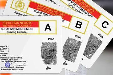 Imbas Corona, Layanan Pembuatan SIM dan Perpanjangan SIM Untuk Sementara Ditutup