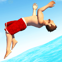 Flip Diving Mod Apk Unlimited Money Terbaru