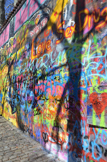 Le Lennon Wall