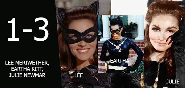 aktris Pemeran Catwoman di Serial Batman