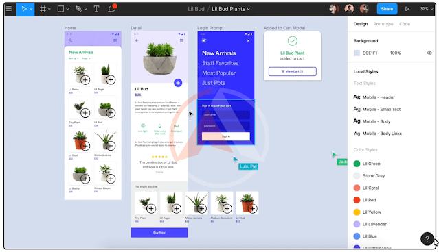 ما هي أفضل أدوات تصميم مواقع الويب عالية الدقة في 2021