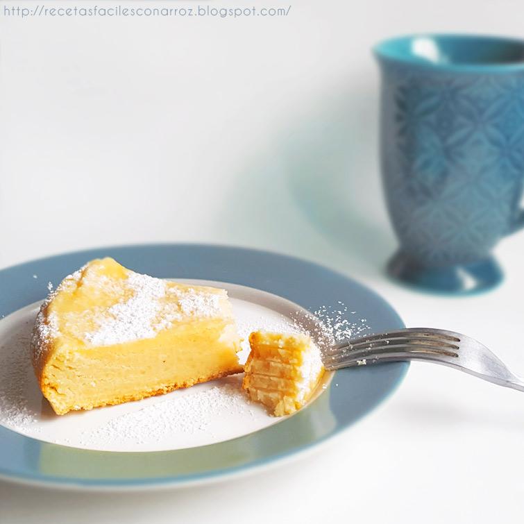torta de limon sin gluten
