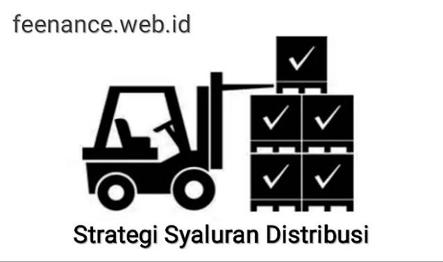 Strategi Syaluran Distribusi