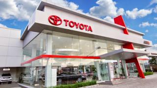 Dealer Toyota yang Terbaik Untuk Anda