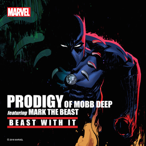 "Marvel's 'Black Panther' Is A ""Beast With It"" With Mobb Deep's Prodigy"
