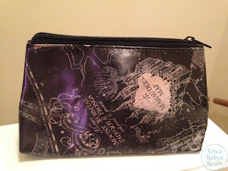 Marauders Map Makeup Bag