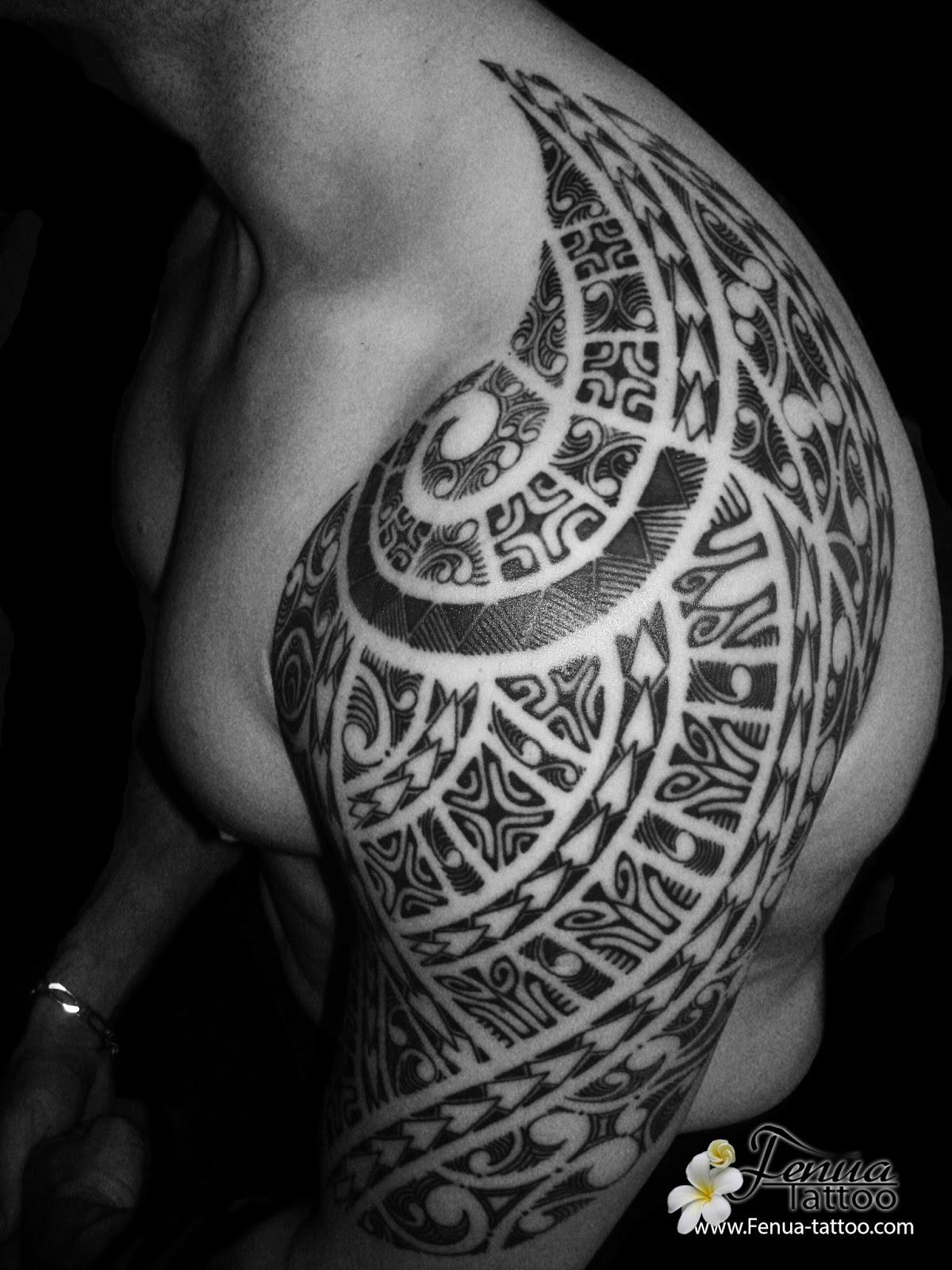 Tatouage Polynésien Tahiti Tattoo Spécialiste Du Tatouage
