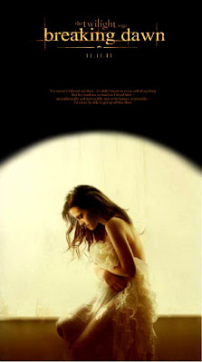 Twilight Breaking Dawn Part 1 bella swan movie poster film review