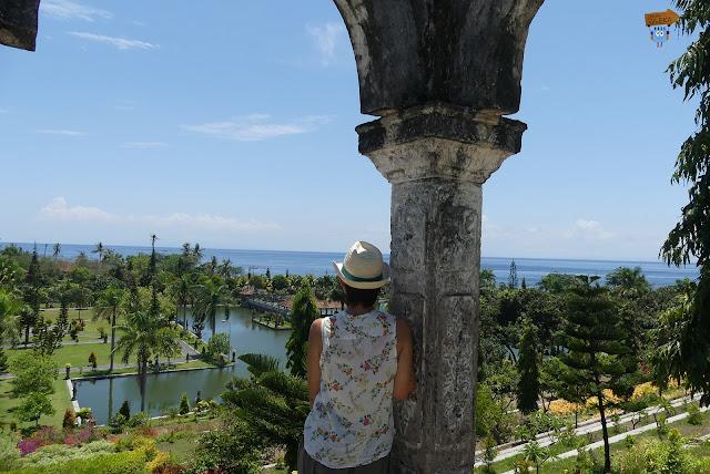 Ujung Water Palace - Bali